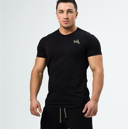 Picture of TEE MESH BLACK