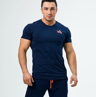 Picture of TEE MESH NAVY
